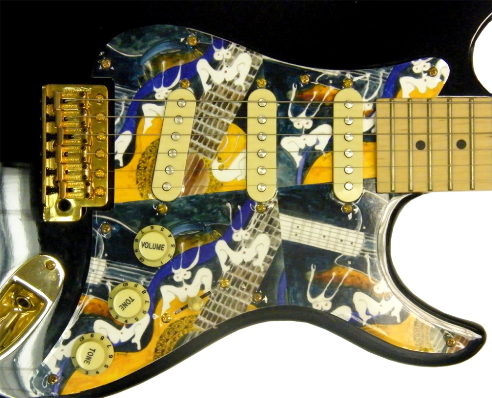 Richwood - Cube Jazz Guitar (4/6)