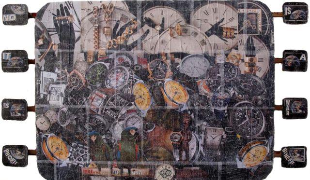 Collage by Marko Jezernik