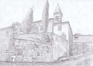 Cerkev sv. Mihaela Krkavce