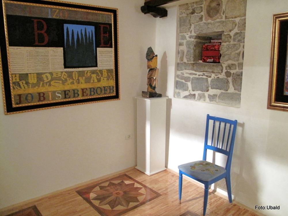 Exhibition in Gallery BF, Piran  (2/6)